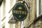 Keiths Coffee Shop