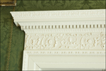 Intricute detail work on listed buildings